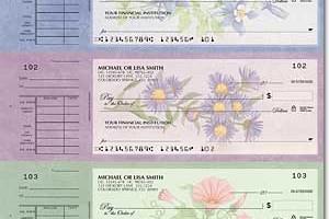 wildflower desk checks