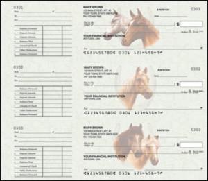 Horses Desk Checks